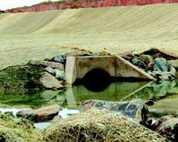 Eliminate pollutant discharge