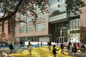 Mixed-Use Development in Harlem Connects Community With New Charter School