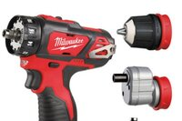 Milwaukee M12 4-in-1 Drill Driver Kit