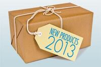 2013 New Products Supplement