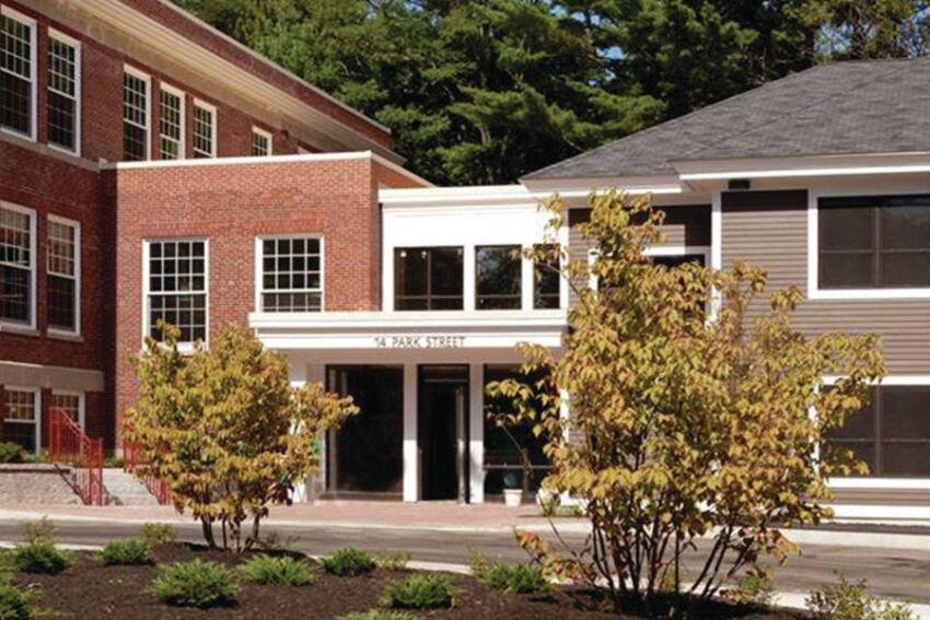 Historic School Now Serving Seniors