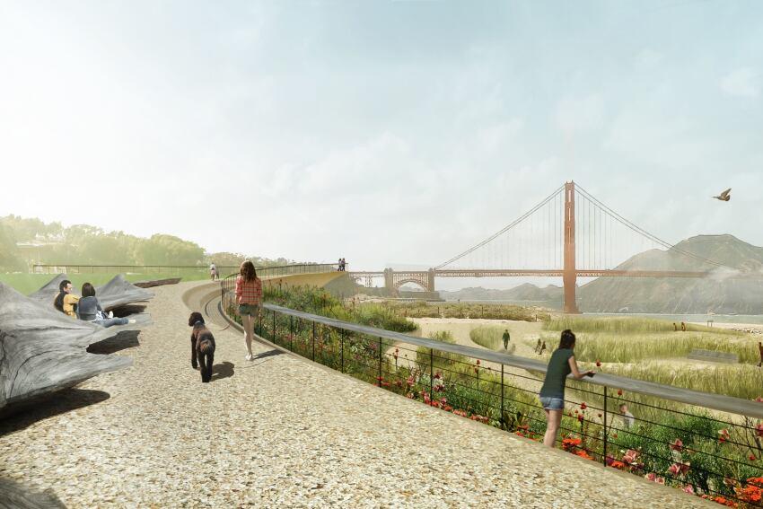 Morning News Roundup: Ideas for San Francisco's Presidio