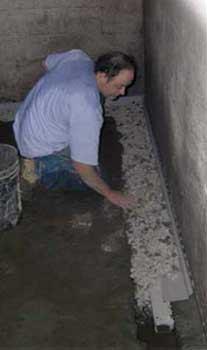 Foolproof Cure For Wet Basements Jlc Online Basement