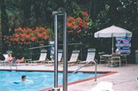 ADA-Compliant Pool Lifts from Aquatic Access Inc.