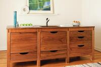 Bornholm Kitchen Cabinet and Furniture line