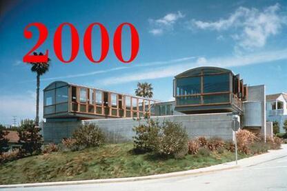 2000 Residential Architect Design Awards