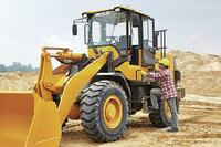 Loaders for site prep