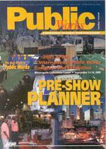 The APWA pre-show planner has tips and tricks on how to survive the largest public works trade show and exposition. Photo: PUBLIC WORKS
