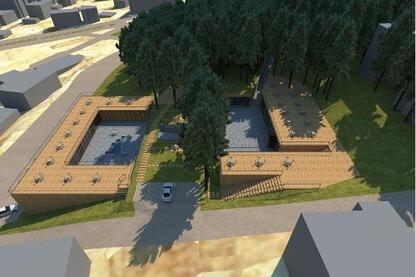 New Erbaa Pinery Social Habitat
