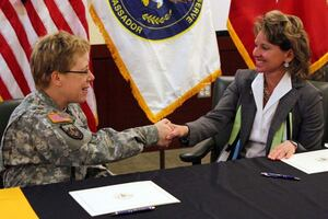 Strength in Unity: A new partnership between the U.S. Army Reserve and NPCA