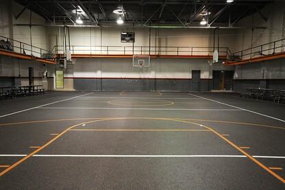 Maud High School Gymnasium