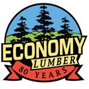 Logo for Economy Lumber, Campbell, Calif.