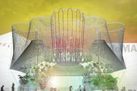 Andrés Jaque's Proposed MoMA PS1 Installation Uses Water to Surround and Instruct