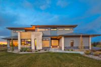 Stunning Modern House Is Made of Seven Prefab Modules