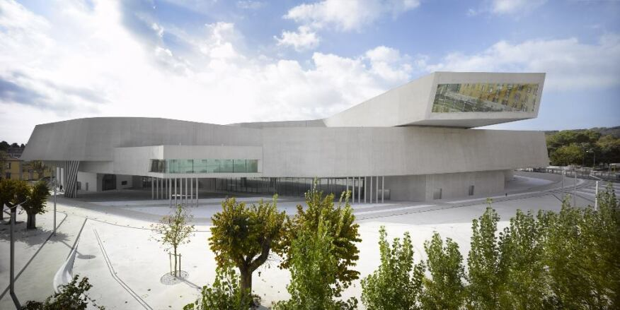 Rome's Museum of 21st Century Art