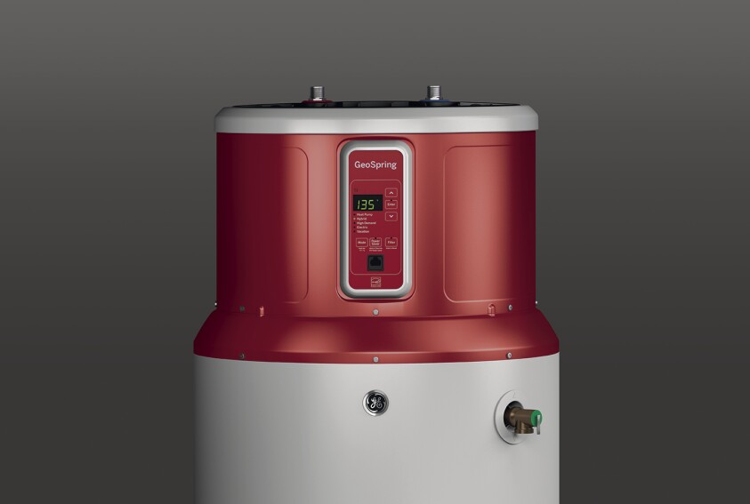 New Water Heater Pumps Up Efficiency
