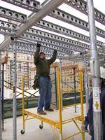 Efco Deck single-post handset shoring system