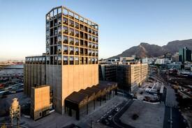 Zeitz Museum of Contemporary Art Africa (MOCAA)