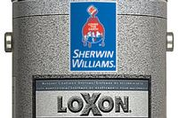Sherwin-Williams + Loxon Conditioner