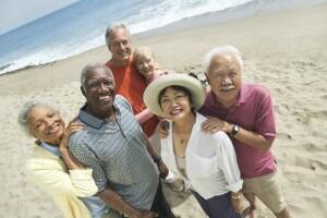 Florida rocks as a retirement magnet.