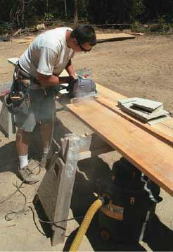 Cutting The Dust From Fiber Cement Jlc Online Fiber