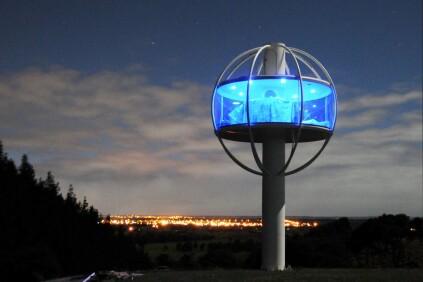 Skysphere LED lighting