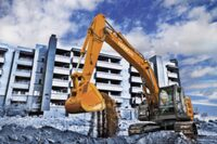 Ultrashort excavators from Hitachi