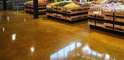2014 Polished Concrete Awards - Retail