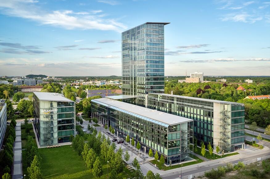Modern Urban Architecture Adorable Skyline Tower Architect Magazine Jahn  Munich Germany . 2017
