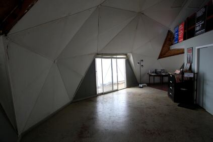 For about three decades, the dome endured many student residents and ill-gotten repairs.