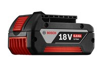 6.0 Ah 18V Lithium-ion Battery from Bosch