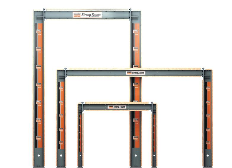 Simpson Strong Tie Strong Frame Moment Frames