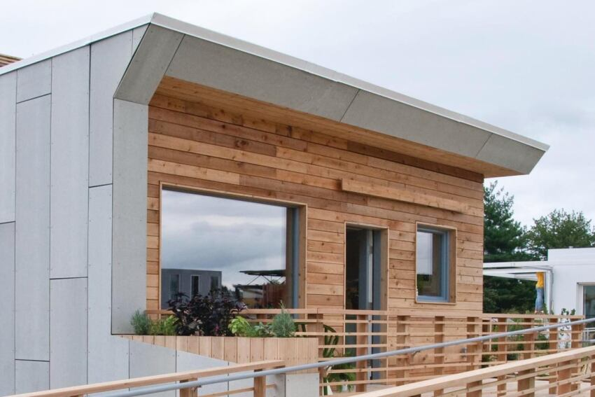 Solar Decathlon entry will become Habitat for Humanity duplex