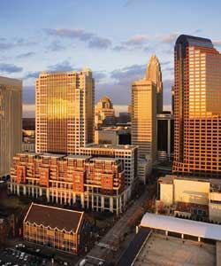 A strong, diverse economy fuels growth in Charlotte, N.C., a city with a healthy urban core. Development of condos is heating up, and apartment occupancy has bounced back after a rough few years.