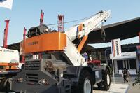 Global Crane Sales/Zoomlion RT 60 and RT 80 Rough Terrain Cranes