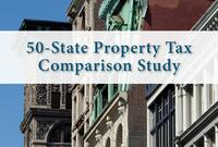 The Best and Worst States for Property Tax Rates