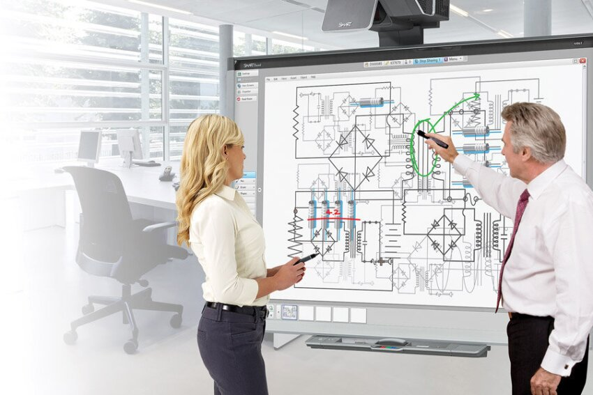 Class Act: How Interactive Whiteboards Could Help Your Remodeling Business
