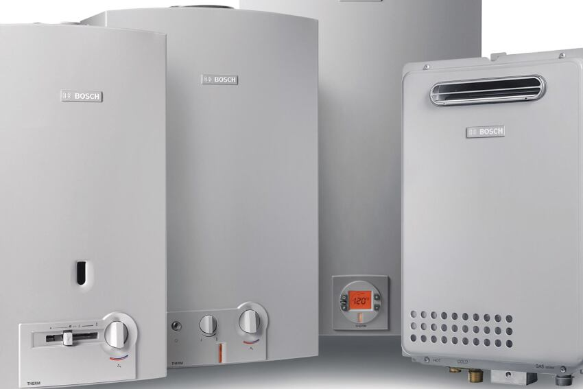 Bosch Thermotechnology Tankless Water Heaters