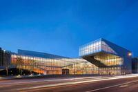 Krishna P. Singh Center for Nanotechnology, Designed by Weiss/Manfredi