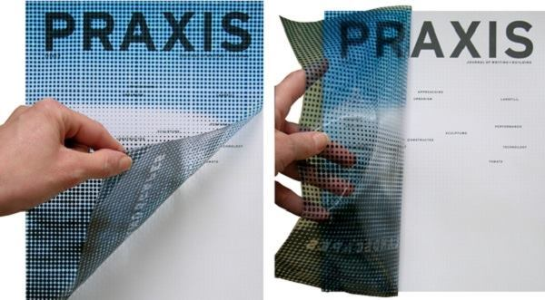 "Praxis issue 4, ""Landscapes,"" September 2002."