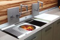 The Galley Sink for Indoors or Outdoors