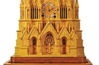 Object: Rheims Cathedral Clock