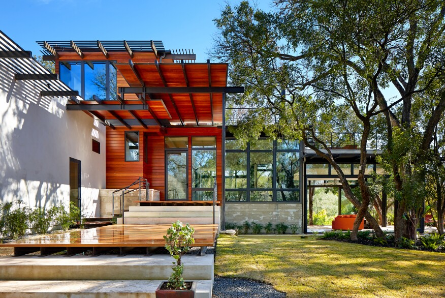modern green home designs five award winning sustainable homes from the builders choice