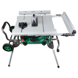 Hitachi C10rj 10 Jobsite Table Saw Tools Of The Trade Table Saws Saws Jobsite Equipment