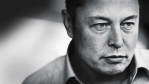 Elon Musk, the off-the-grid grin