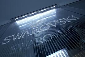 Swarovski Lighting Showroom