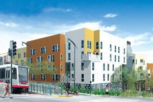 Citi Community Capital closed on a construction loan commitment of $12.3 million in March to finance Le Conte Apartments, a 72-unit affordable housing project in San Francisco for formerly homeless individuals and families.