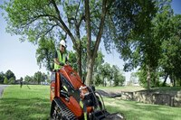 SK850 mini-skidsteer loader from Ditch Witch