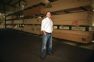 While stocking only American-made products is near impossible, says Marc Currie, general manager of Niece Lumber in Lambertville, N.J., dealers can promote their domestically produced inventory with labels and other signage.