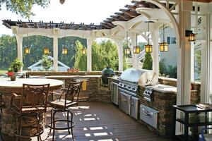 Outdoor Living, Supersized